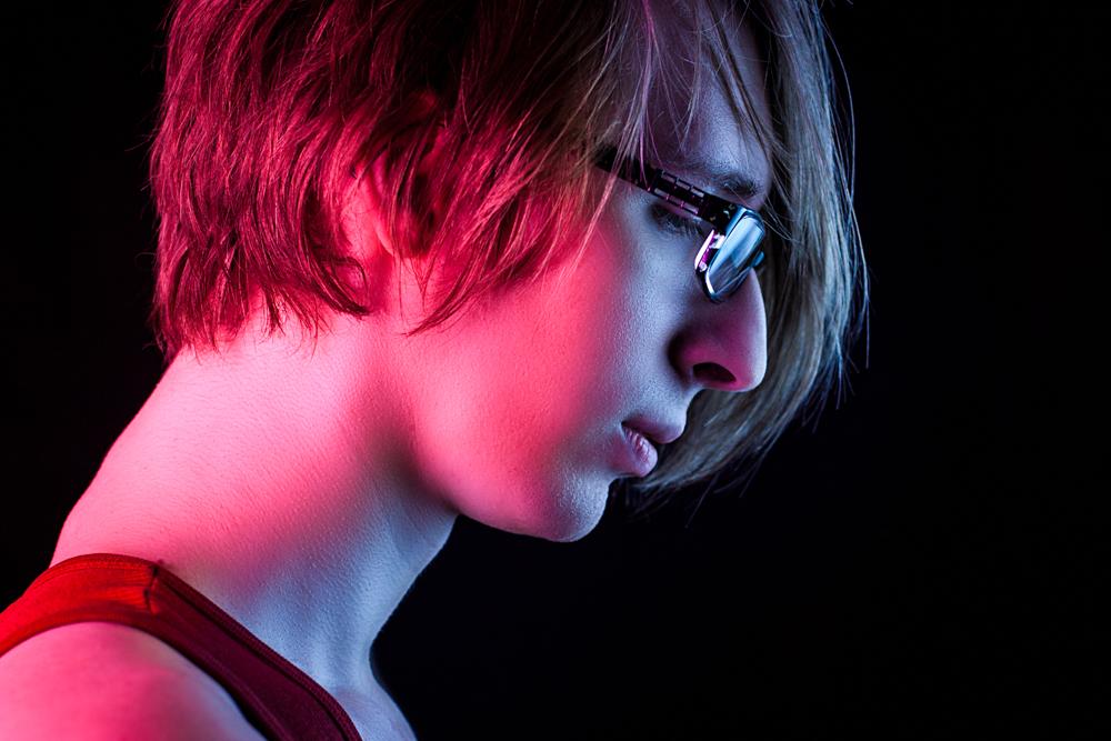 Cellophane Gel Soft box Write Lighting Photography Color Portrait