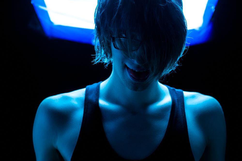 Cellophane Gel Soft box Write Lighting Photography Color Conceptual Portrait