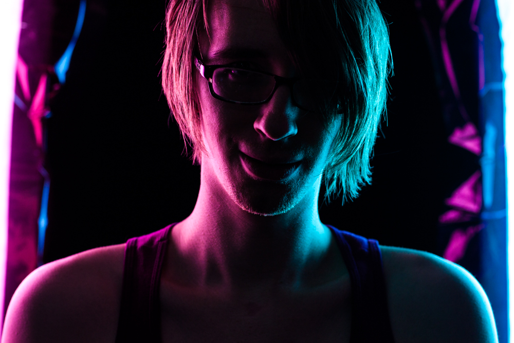 Day 15 of 30 Ways To Light A Portrait On A Black Backdrop Write Lighting.jpg