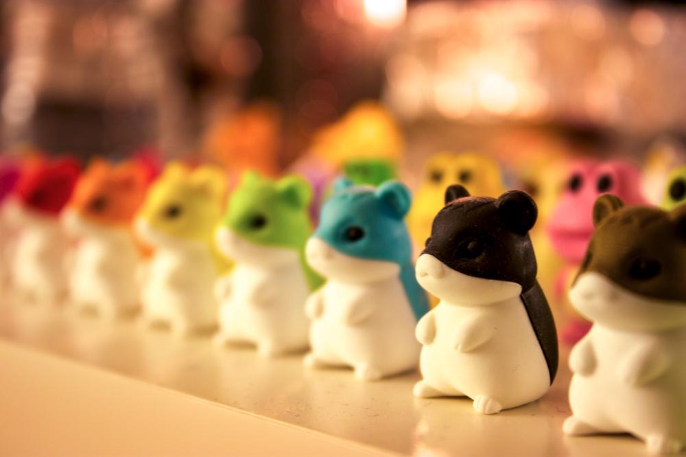 Cute Iwako Hamster Erasers Photography Write Lighting.jpg