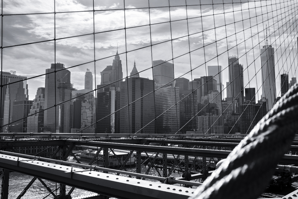 New York City Cityscape Photography Brooklyn Bridge Write Lighting.jpg