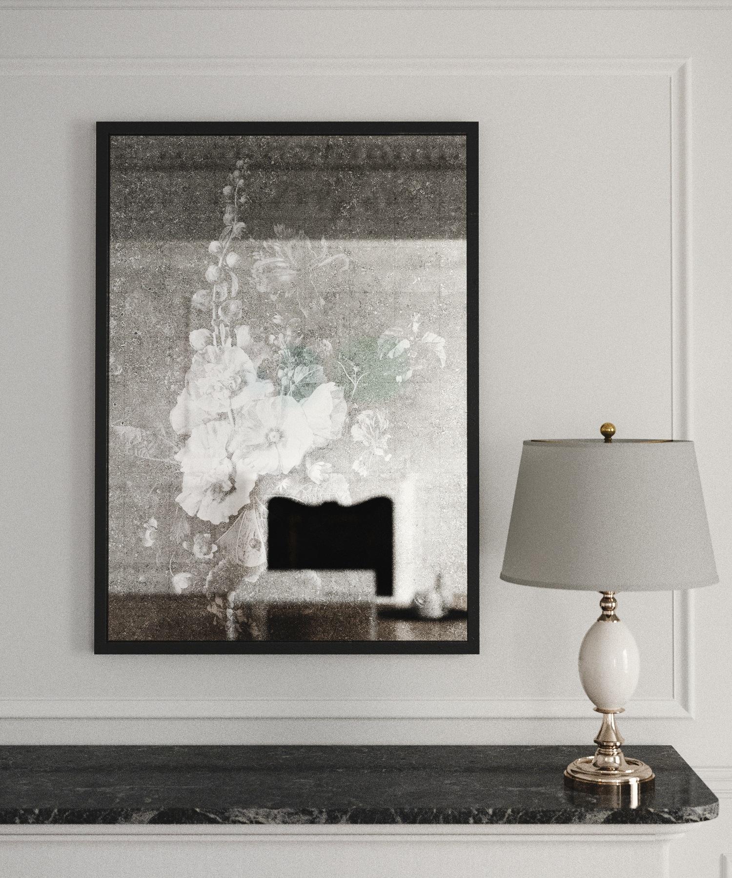 Photo of Verre Eglomise mirror