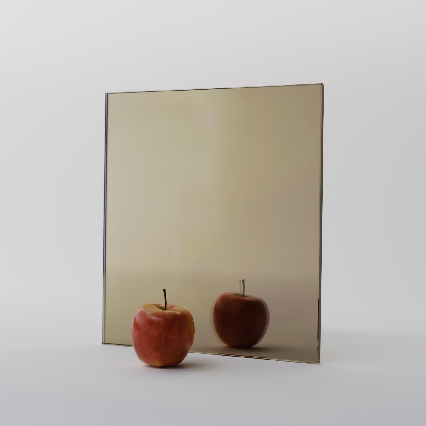 Golden Mirror Sample