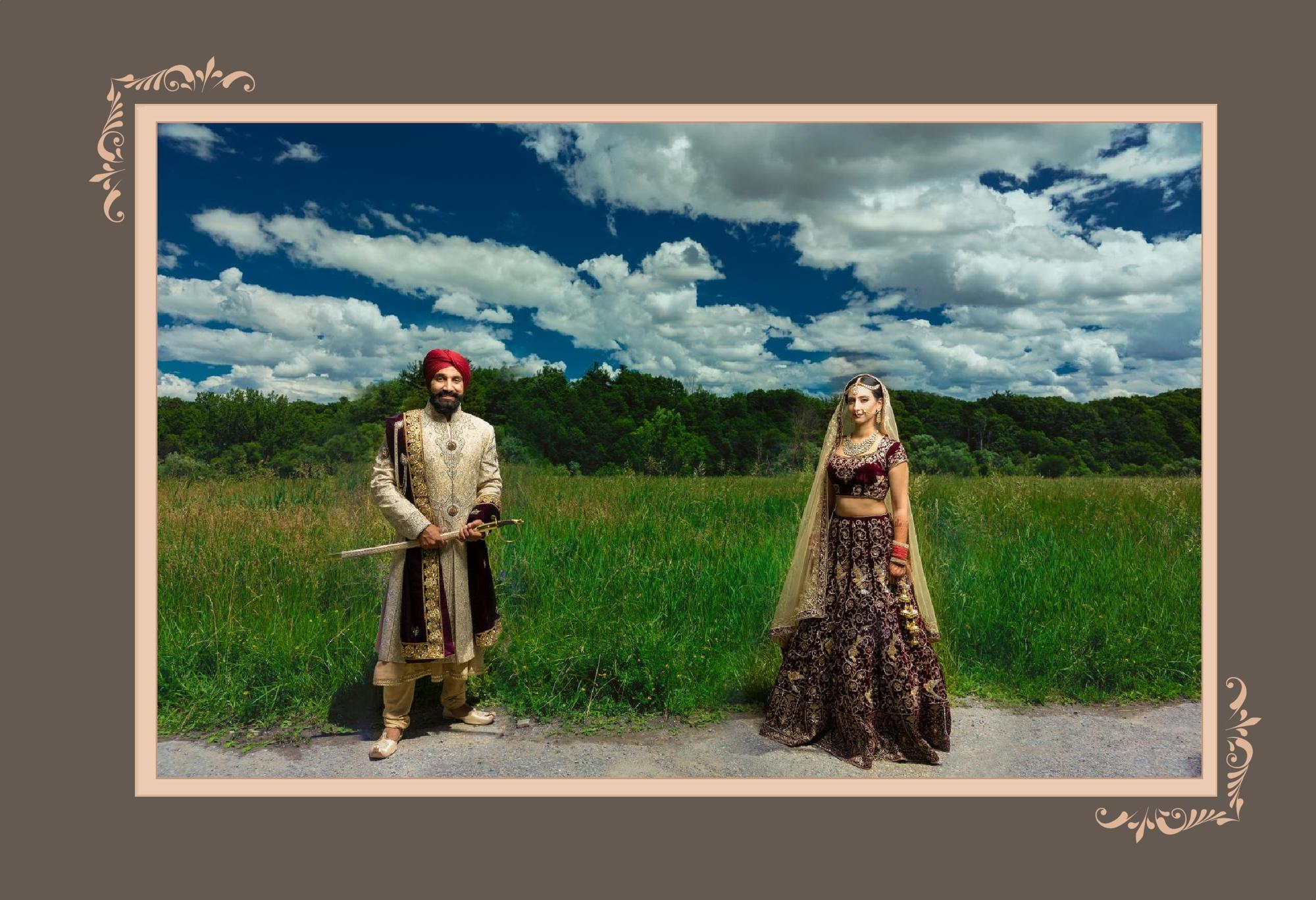 Parita & Rajat - Narankari Wedding