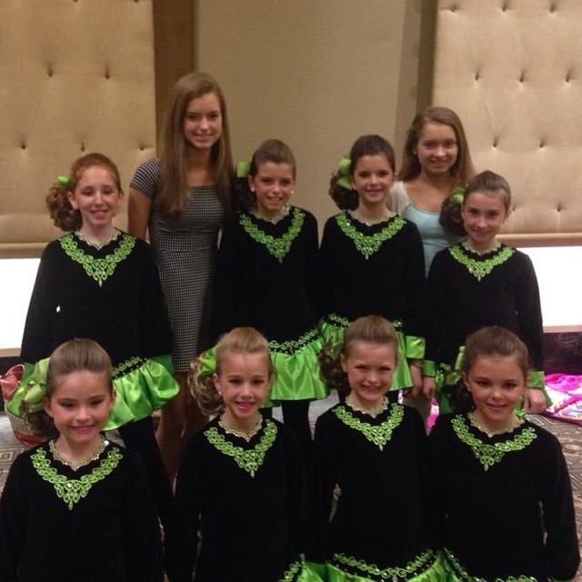 Girls U11 Nationals Ceili...15th Place!!