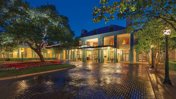 Photo courtesy of Texas Hill Country Resort and Spa