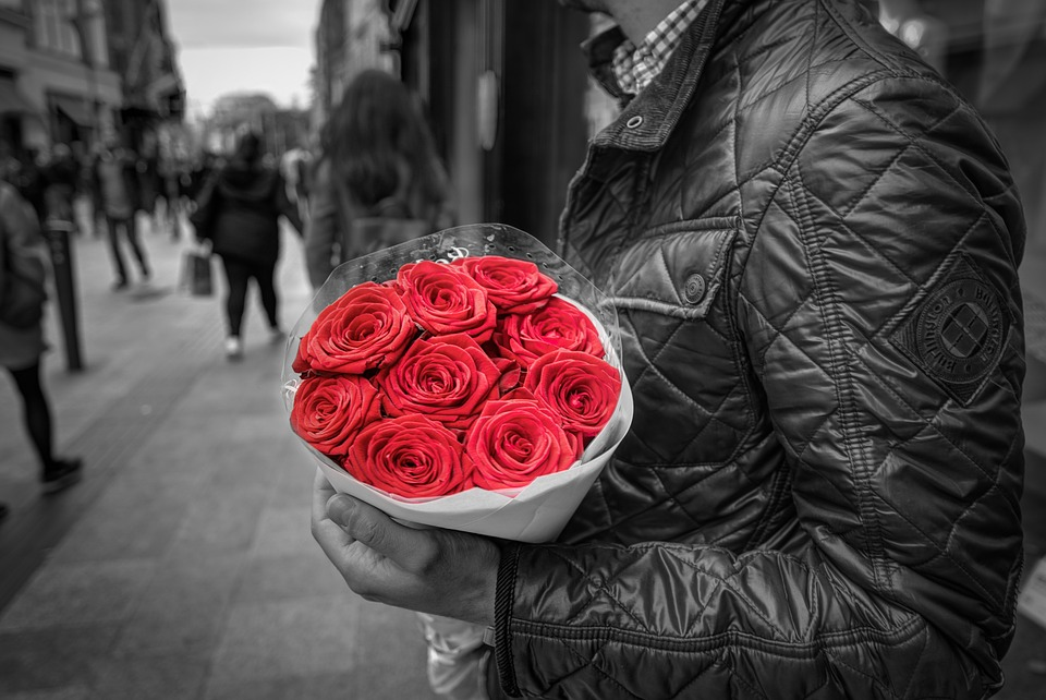 Buy Flowers and Deliver Them Yourself -