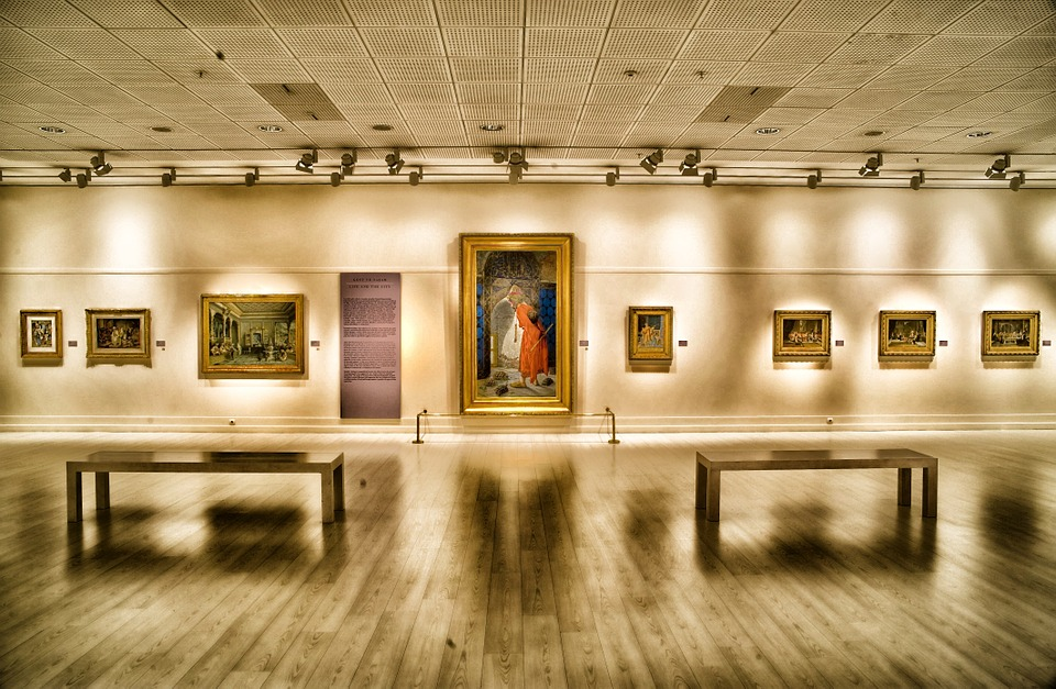 The Art Gallery -