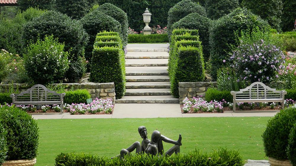 photo courtesy of  Dallas Arboretum