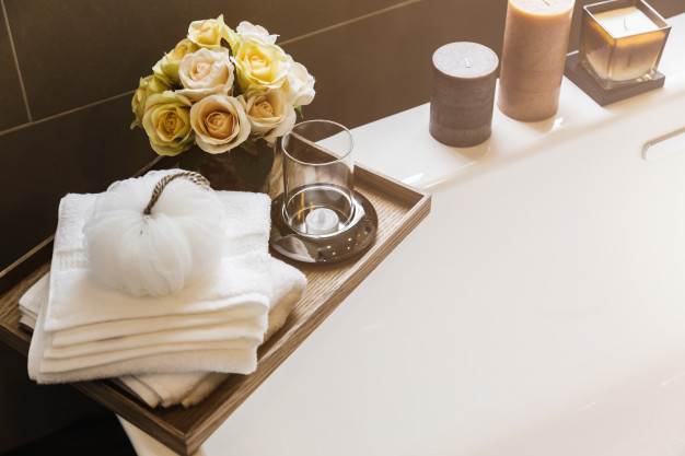 Be Her Bathroom Concierge -