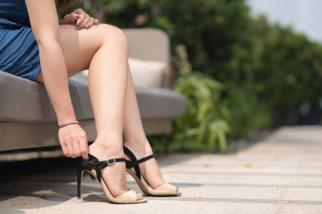 Buy Her a Sexy Pair of Shoes -
