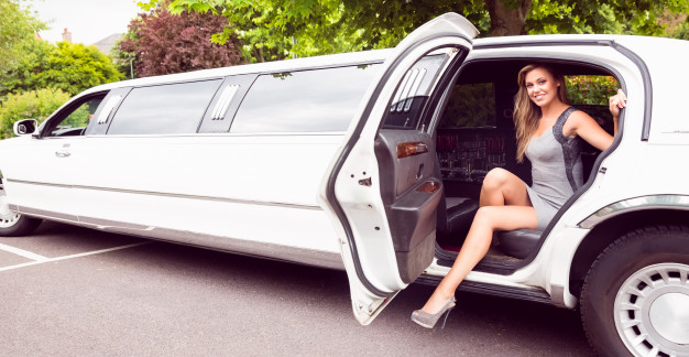 Pick Spouse Up From Work in a Limo -