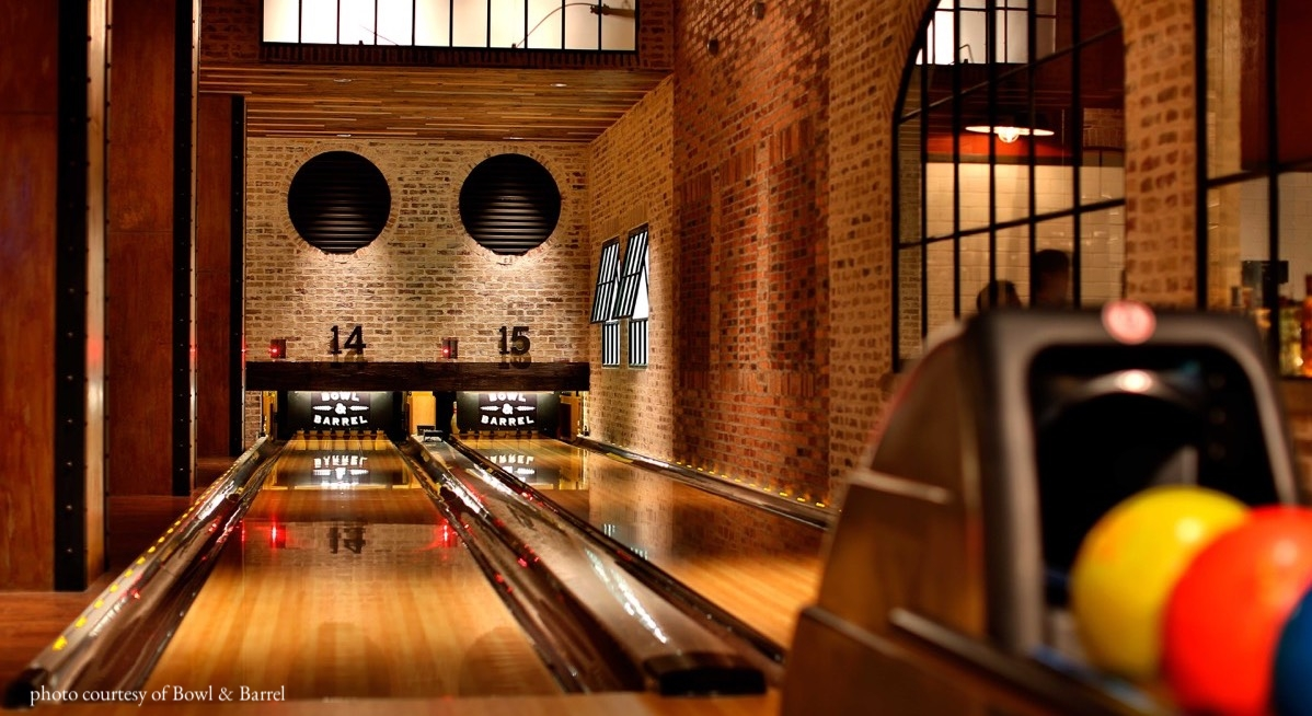 Bowl & Barrel - A contemporary boutique approach to the game of bowling.