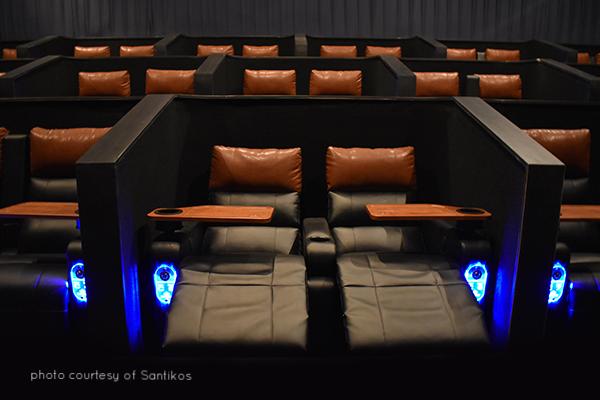 The Mezz @ Santikos Palladium - An elevated luxury movie theater experience!