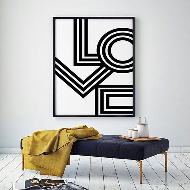 POPULAR LOVE MINIMALIST POSTER PRINT. #wallart #romancemedecor #canvasprints #love #lovedecor #romanticdecor #wallart #livingroomdecor #bedroomdecor #minimalism #minimaldecor #nordic #decor #loveofromance