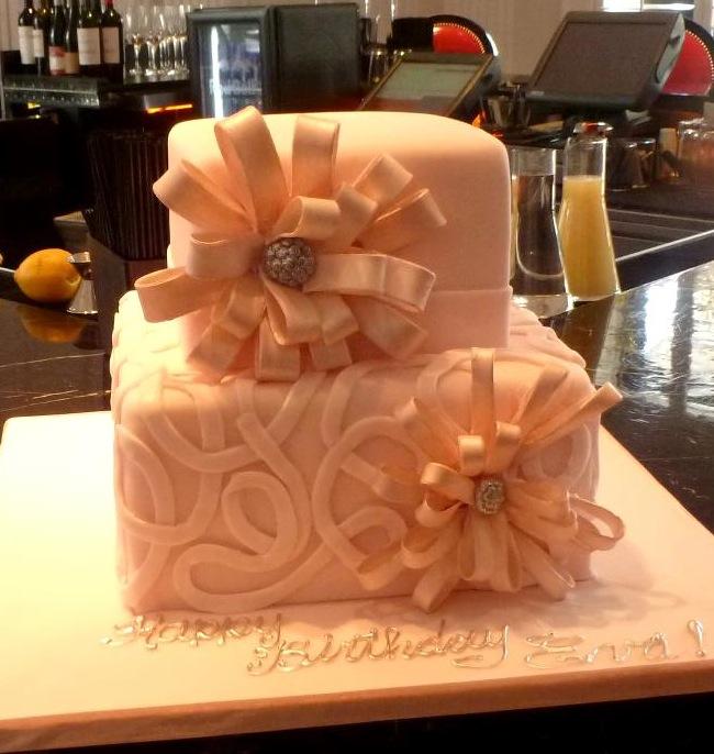 Birthday Cake for Eva Longoria