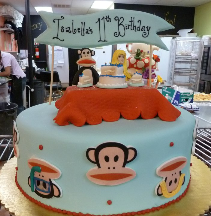 We can deliver your children's birthday cakes  to your home or reception venues for your birthday party .We deliver to: Washington DC, Maryland MD Rockville, Gaithersburg, Potomac, Bethesda  Silver Spring, College Park Northern Virginia including Fairfax County,  Arlington, Falls Church and Alexandria VA. Our cakes are custom designed for men, woman or children .