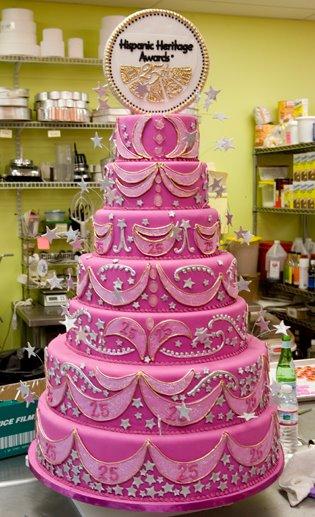 Hispanic Awards Night Cake