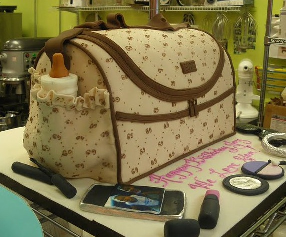 Gucci Diaper Bag