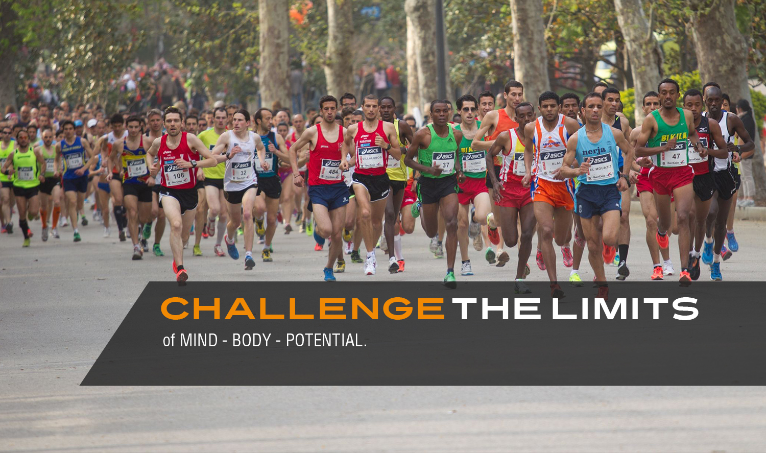 Challenge the Limits of Mind and Body Potential