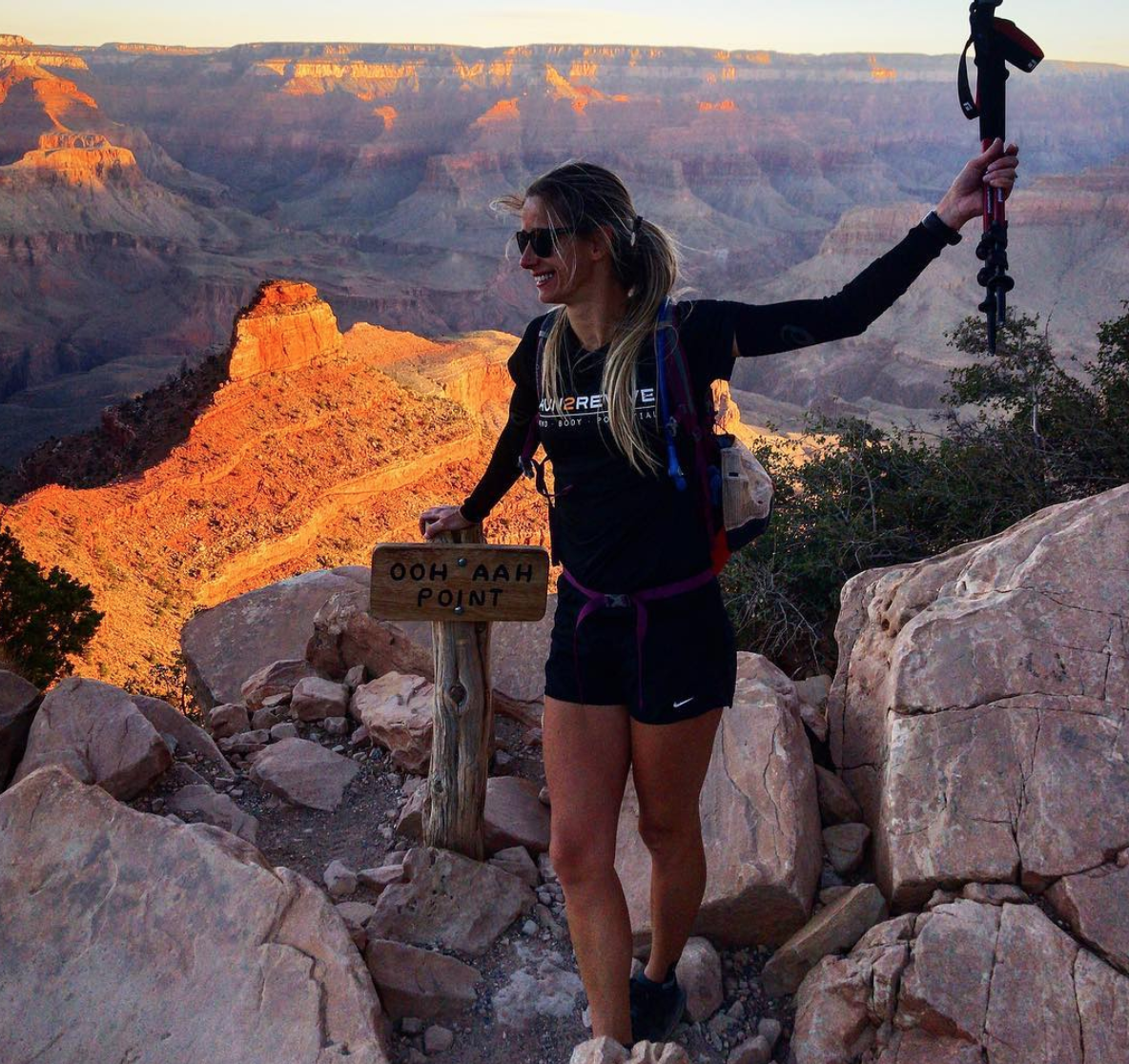 Can you imagine a world without Alzheimer and ALS? - This September, I will be crossing the Grand Canyon by foot (my adventure for this year) - going from one Rim to the other. This adventure will be supported by volunteers from a group called Run2Revive, who raises money for research on Alzheimer and ALS diseases. So, if you can, I ask you to donate any amount you are comfortable with to help me support this amazing cause.