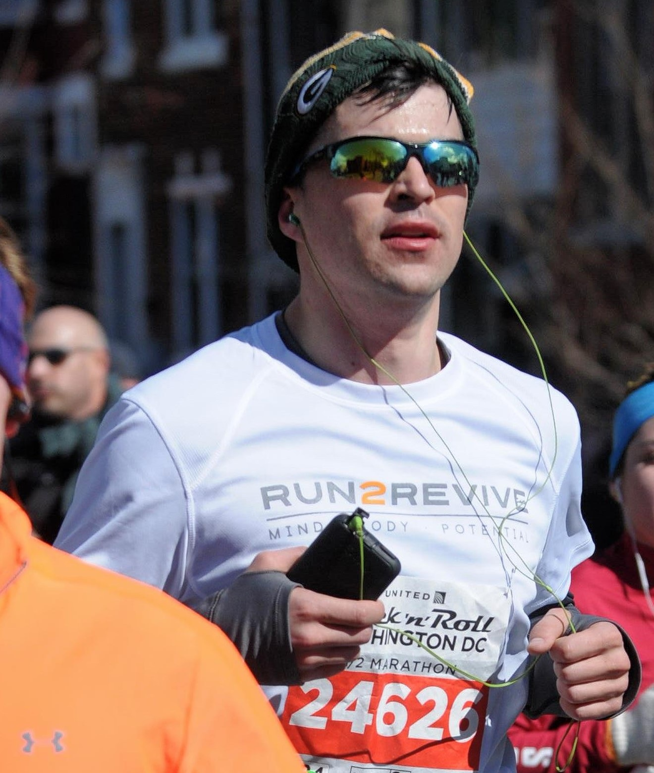 GREG'S 5K A DAY - The last time I stepped up for Run2Revive, and you all stepped up for me, was the DC Rock'n'Roll 1/2 Marathon in March of 2017. I was proud to come in under 2 hours for my first half, and raise over a thousand dollars for Run2Revive. But that was the last run I went on for the next two years. This summer, I've hit the pavement again.For the month of September, I'm asking you to support me as I run (at least) a 5K a day for the month. Donate below to help me run 2 revive and fund research to find cures for Alzheimer's and ALS.