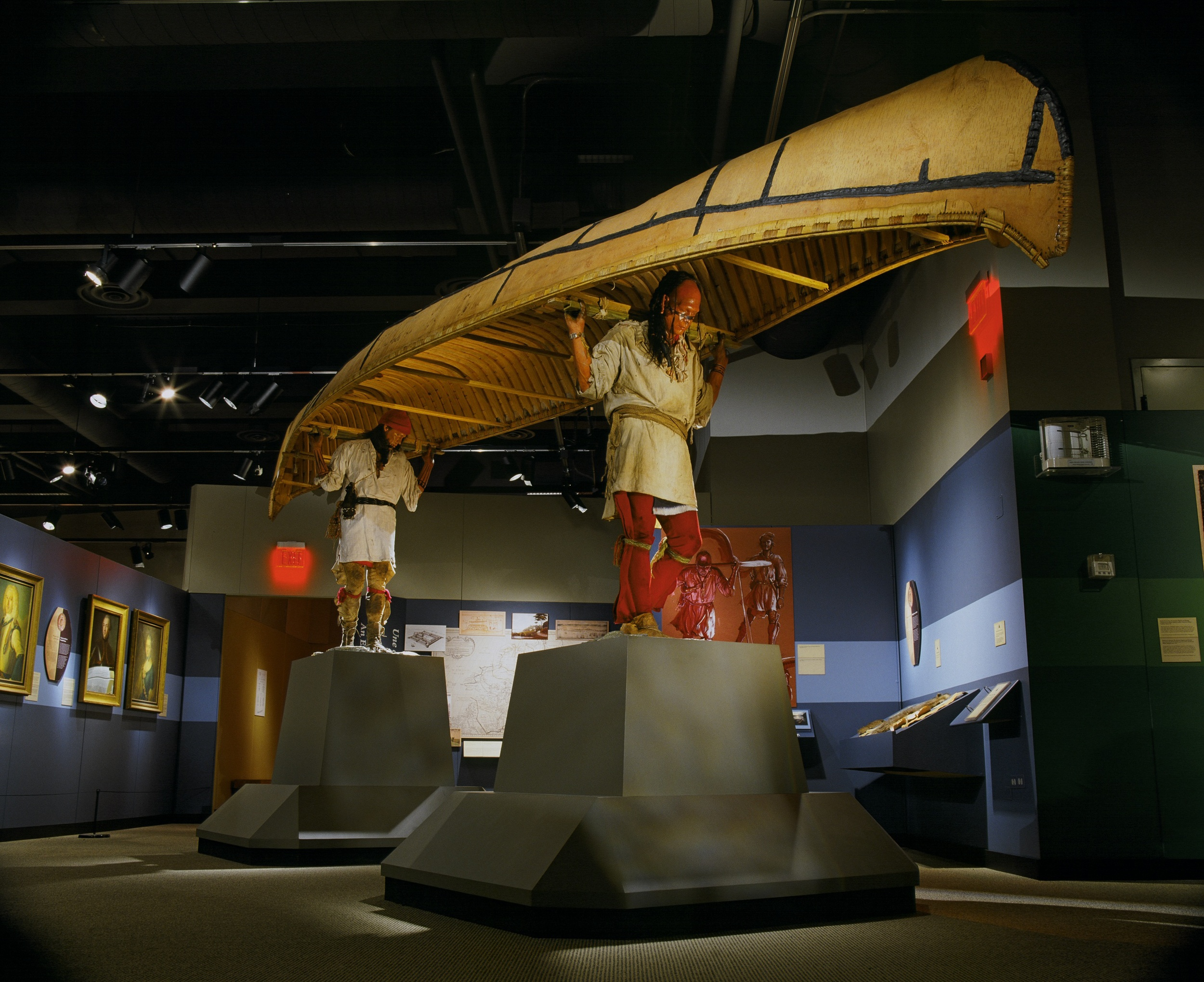 The Clash of Empires at Heinz History Center, Pittsburgh