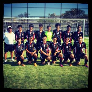 Storm FC 98 Boys Dallas