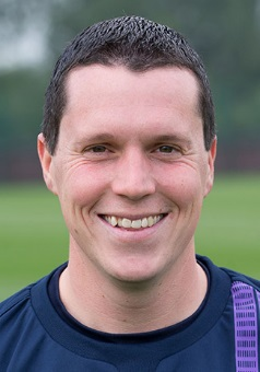 Coach Tom Evans has been coaching at Aston Villa FC for 8 years. Tom works with the Elite Boys division of the AVFC Academy. Tom holds the UEFA B license.