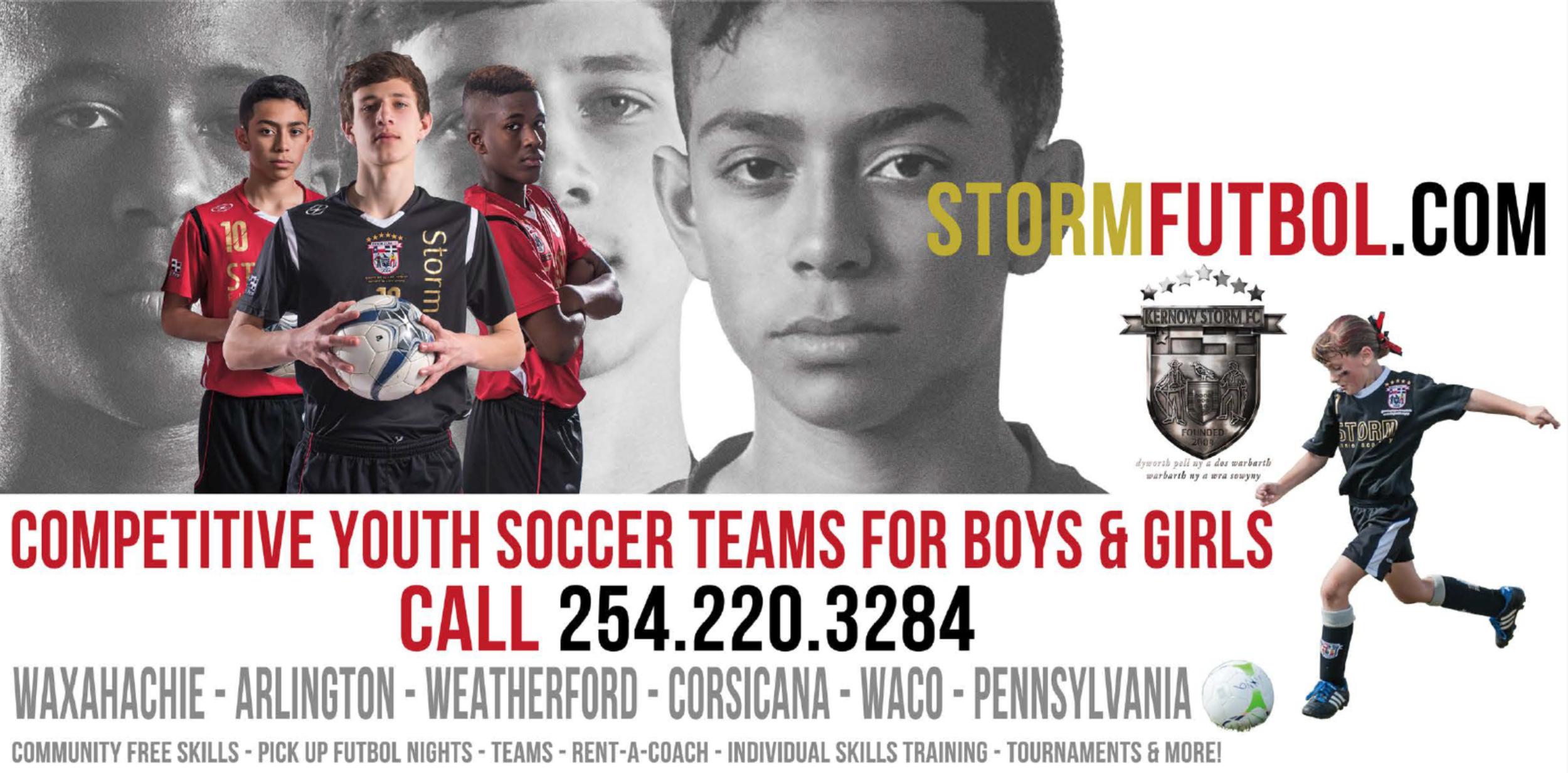 Compertitve Soccer Teams