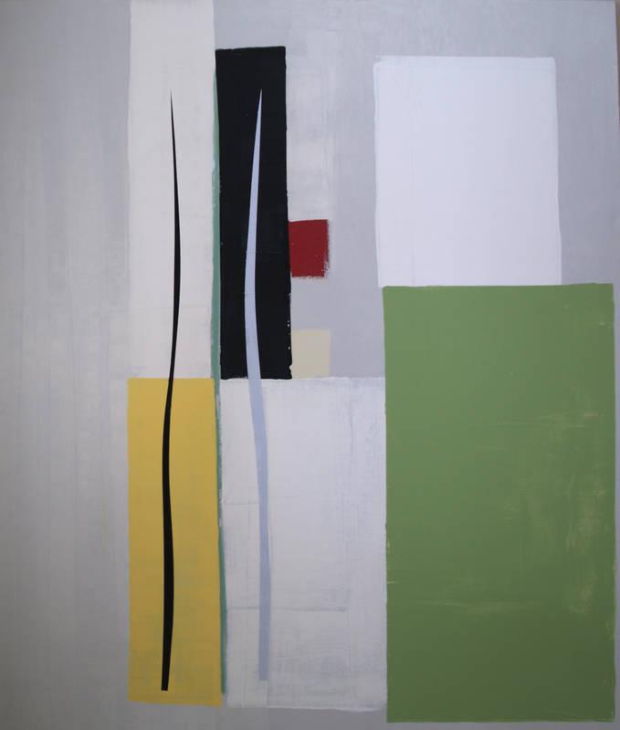 Three Vertical Lines