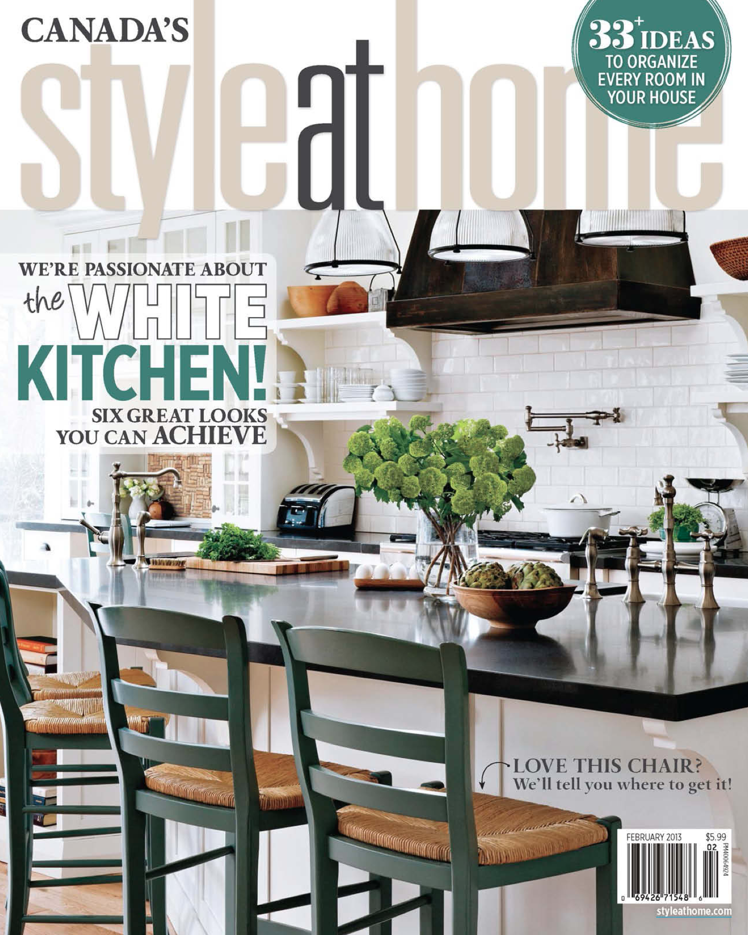 Style at Home  Feb 2013
