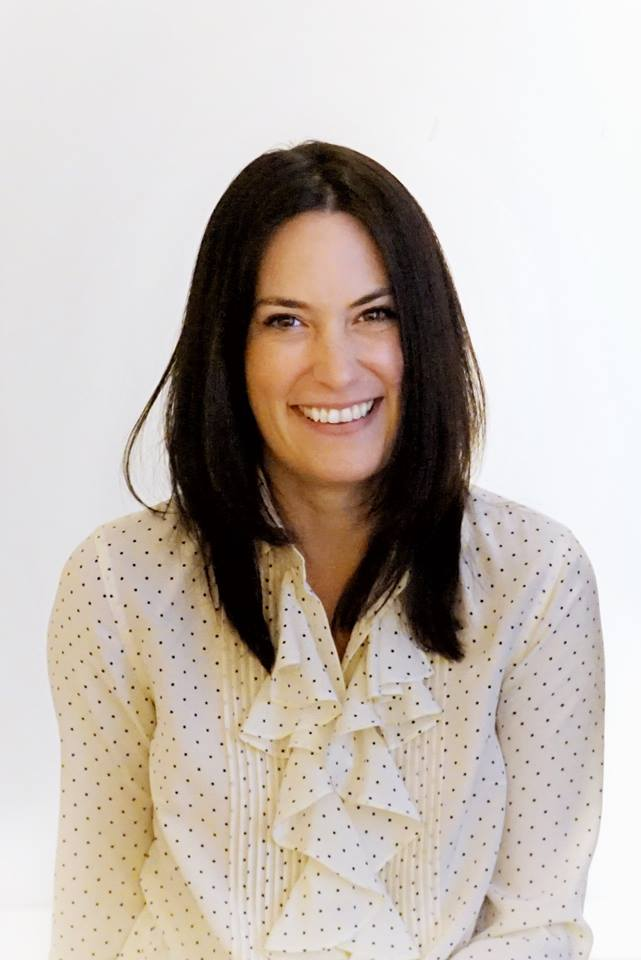 "Amy Kent, Principal Designer & Cofounder   Jessica describes Amy as our lamp of positivity, kindness and white J.Crew button downs. Her nature is ""details"" but she has an eye for the big picture which helps her connect the little things to make a project feel considered, whole and personal. Amy is also mom to two little girls, Beatrice and Emmeline, whose adventures in JK and SK keep the team entertained."