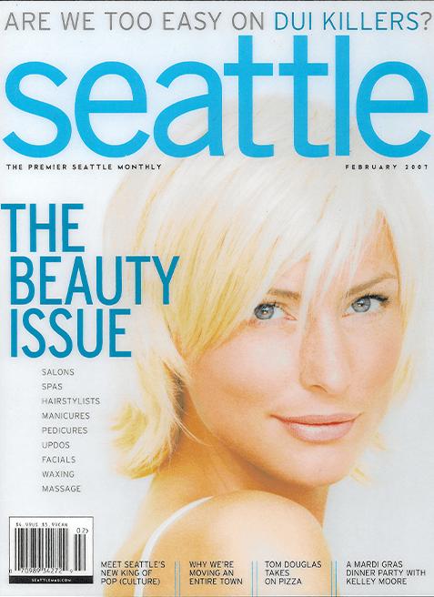 Seattle Magazine 2007