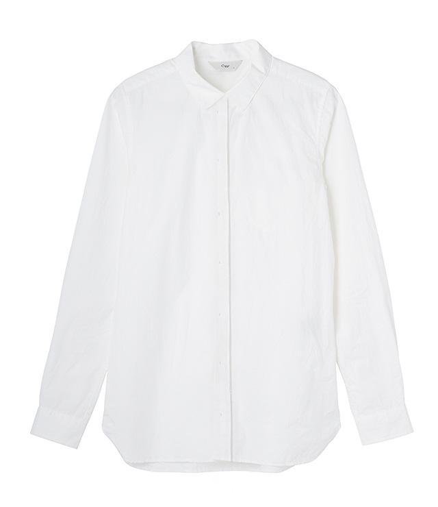Hidden Button Shirt