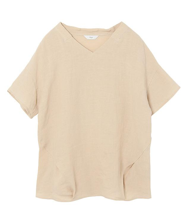 Airy Linen Shirt