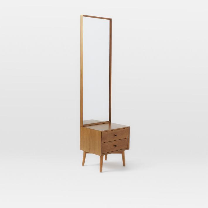 """Storage Mirror 19"""" x 15.5"""" x 72.25""""  WEST ELM $499"""