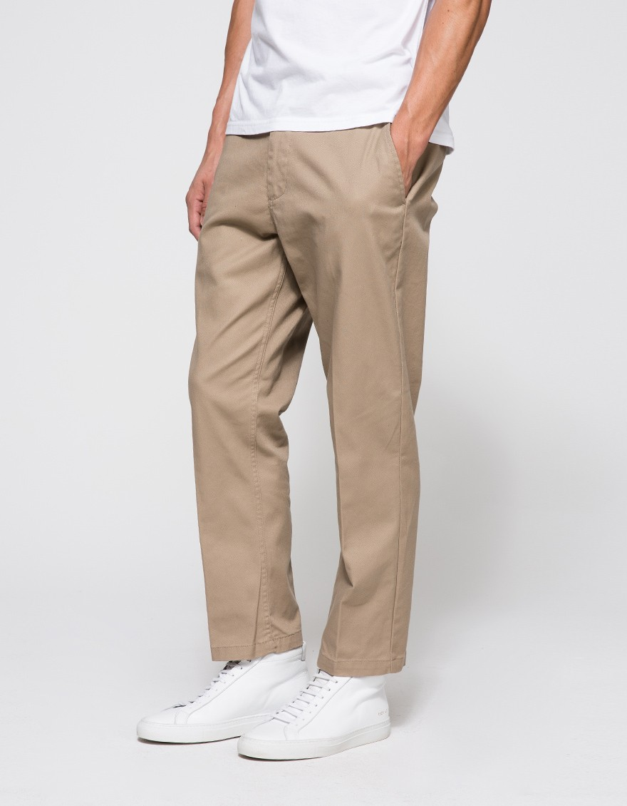Norse Projects Sten Light Brushed Trousers