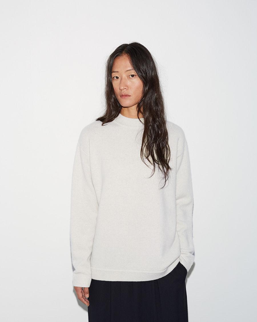 Academie Mockneck Sweater