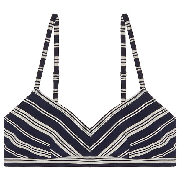 So fine layering and lounge bralette
