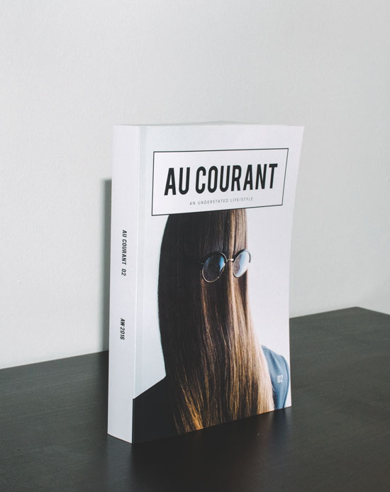Au Courant  Issue No. 2  MAGAZINE