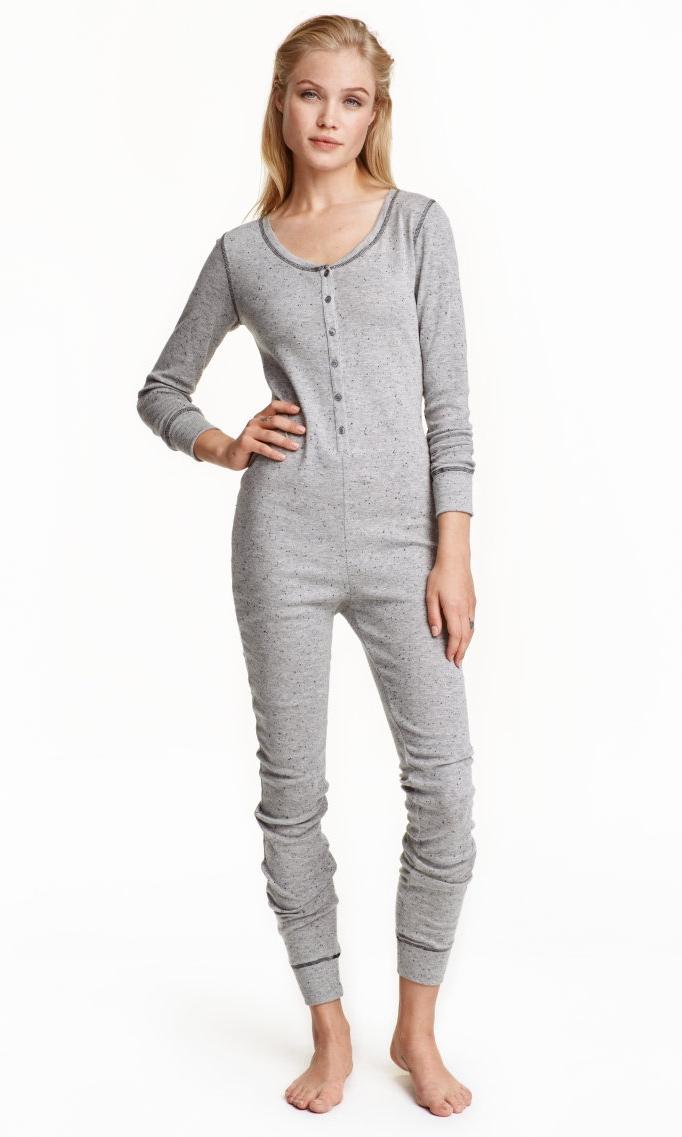H&M Jersey Jumpsuit