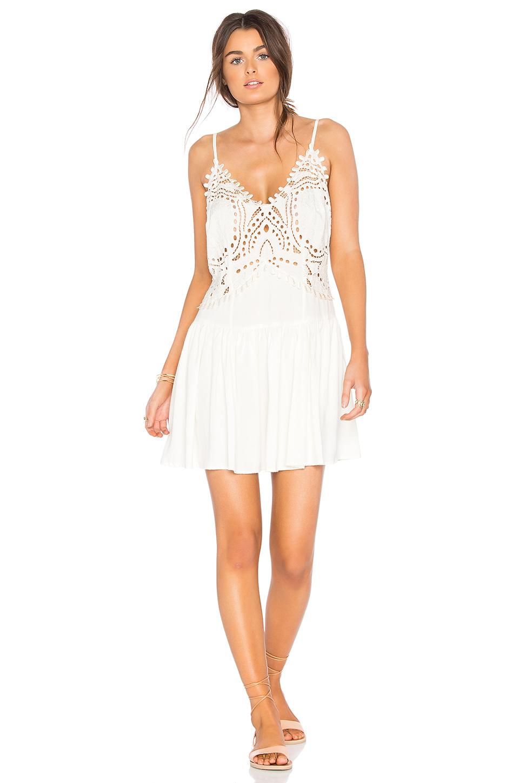 Biarritz Short Dress