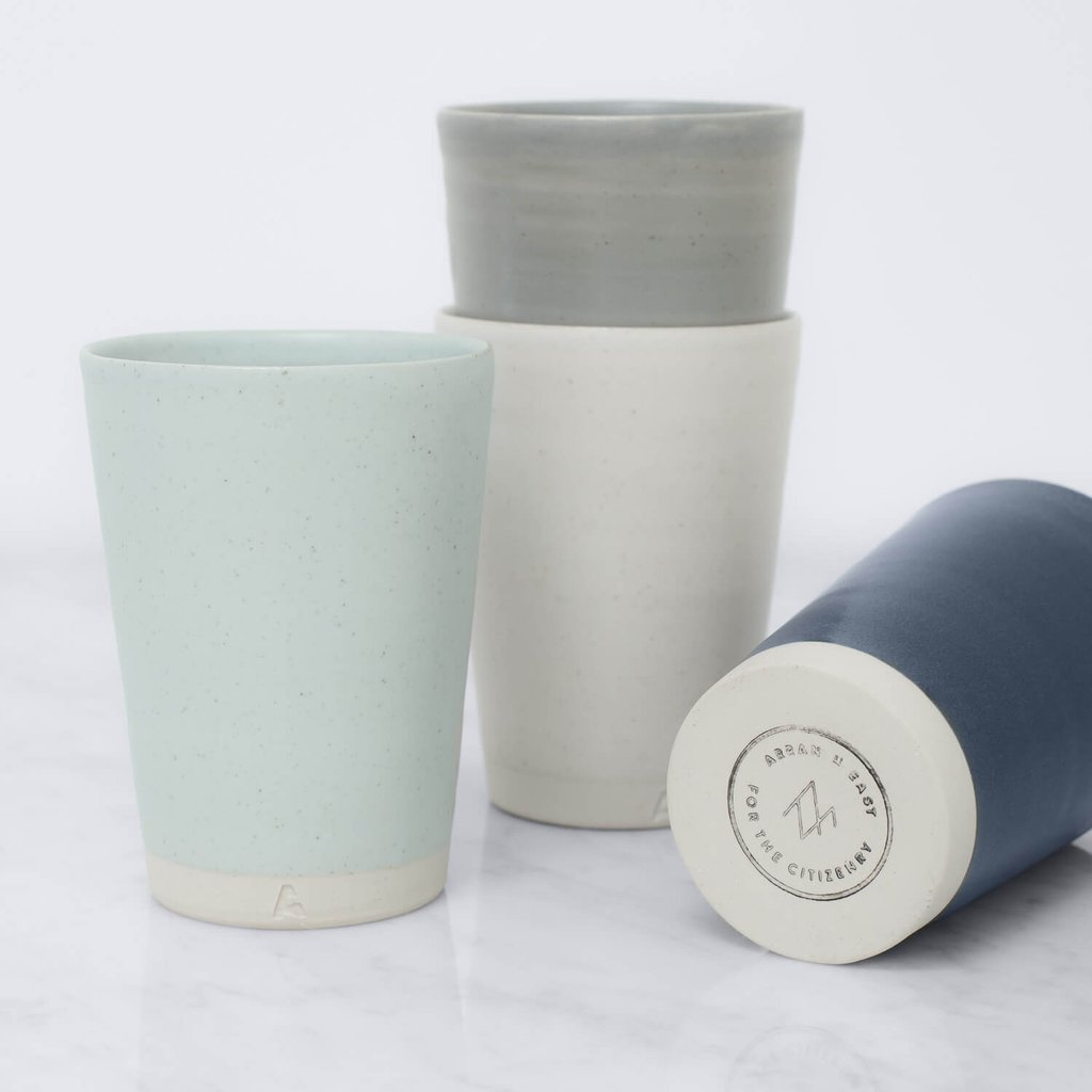 THE CITIZENRY Halstron Tumblers $30