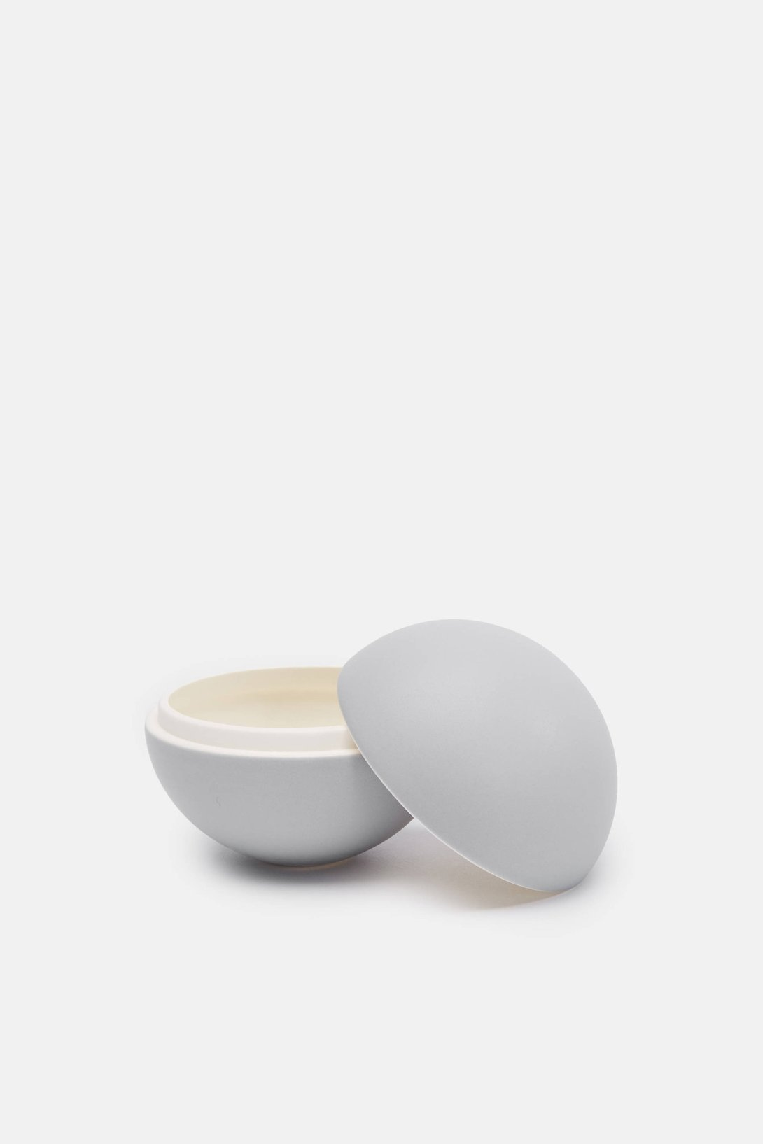 Spherical Lidded Container