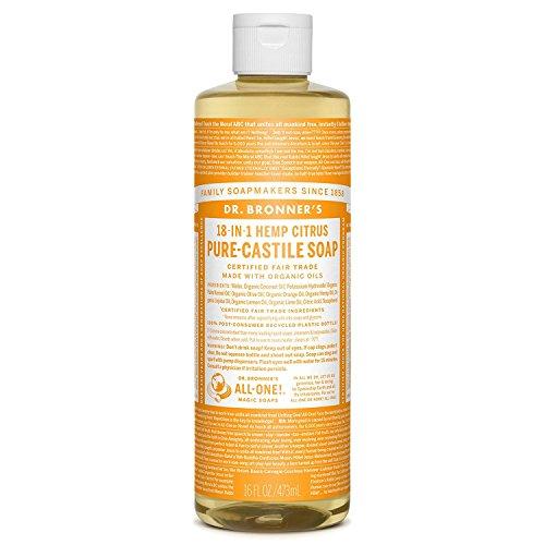 DR. BRONNER Pure Castile Soap