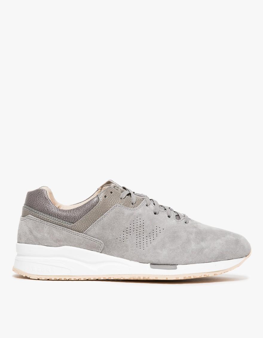 ML2016 Grey Suede