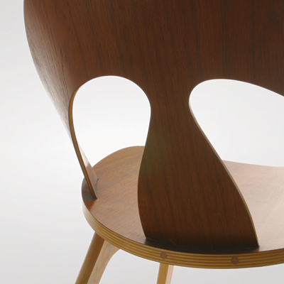 Boerge Morgensen, Shell Chair