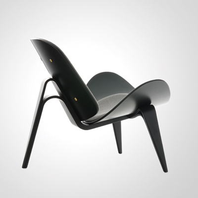 Hans Wegner, Three Legged Chair