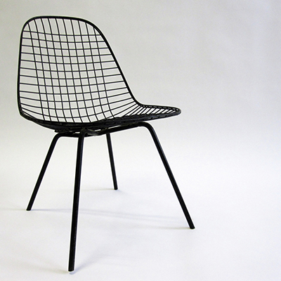 Eames, Wire Chair